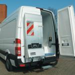 furgonra szerelhető emelőhátfal